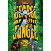 George Of The Jungle (DVD) by Buena Vista Home Video