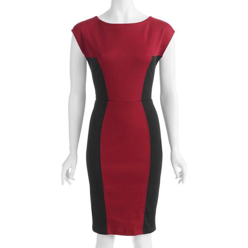 Alexis Taylor Women's Ponte Bodycon Dress