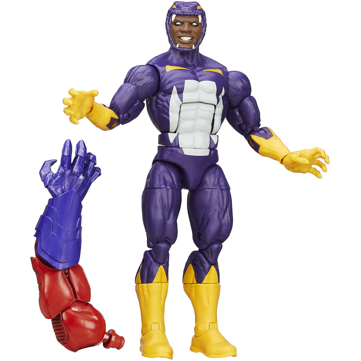 Marvel Legends Series Forces of Evil Cottonmouth