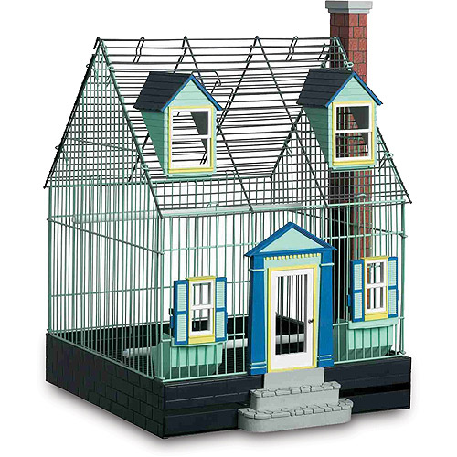 Prevue Pet Products Featherstone Heights Cape Cod Birdcage