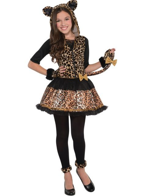Sassy Spots Childrens Medium Costume by Amscan