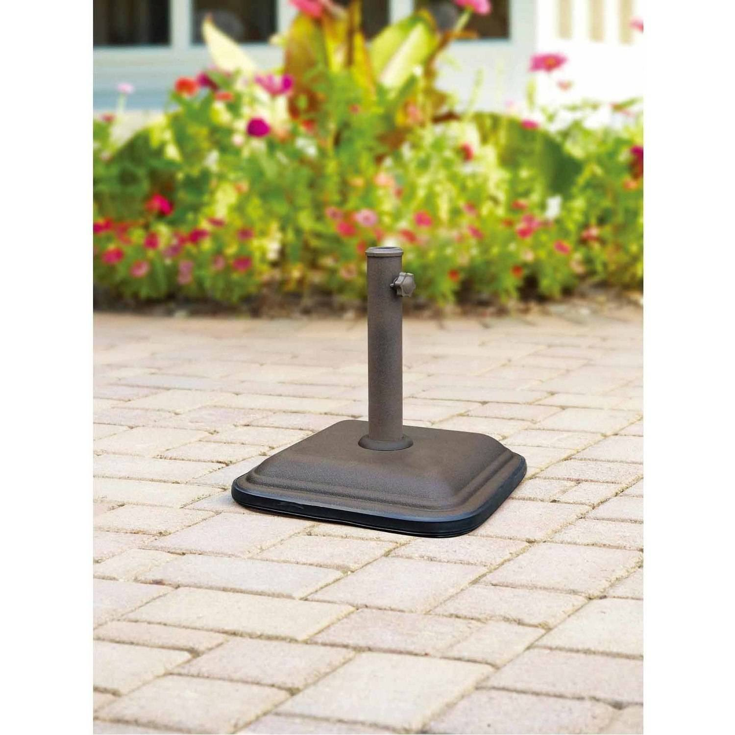 Mainstays Lawson Ridge Umbrella Base - Patio Umbrellas & Bases - Walmart.com