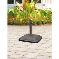 Mainstays Lawson Ridge Powder Coated Steel Umbrella Base