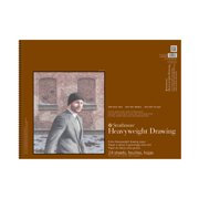 Strathmore Drawing Paper Pad, 400 Series, 24 Sheets, 18in x 24in