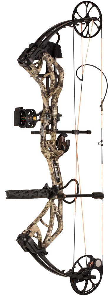 New 2018 Bear Archery Species Rth Compound Bow 70# Left Hand Kryptek Highlander by Bear Archery