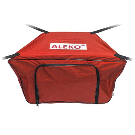 ALEKO Front Bow Storage Bag for 10.5 Foot Boats - 26 x 15 Inches - (Best 15 Foot Boat)