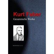 Gesammelte Werke - eBook