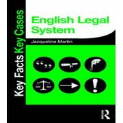 English Legal System - eBook
