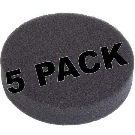 5 Pk, Bissell Febreze PreMotor Filter for Pet Hair Eraser Upright Vac, 1606752