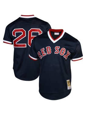 Mitchell & Ness Wade Boggs Boston Red Sox 1992 Authentic Cooperstown Collection Batting Practice Jersey - Navy Blue