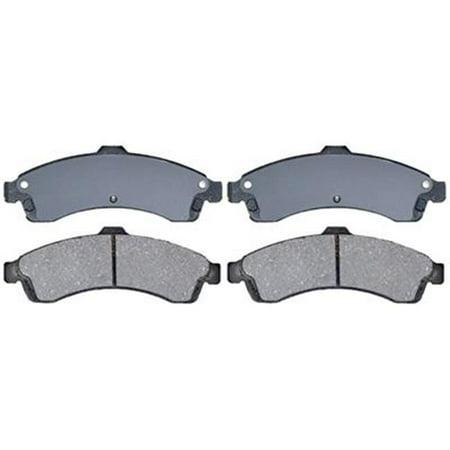 RM Brakes SGD882C Service Grade Ceramic Brake Pad - image 1 of 1