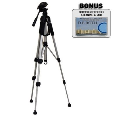 """57"""" Camera Tripod with Carrying Case For The JVC GR-AX760..."""