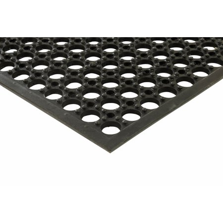 (5) Erie Tools® 3x5 Rubber Drainage Floor Mat 36