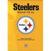 NFL Pittsburgh Steelers: Road to XL (DVD)
