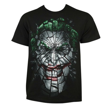 Joker Shirts (Joker Shattered Face Tee)