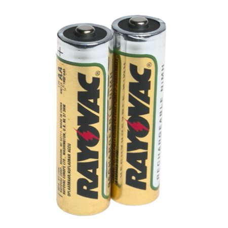 Ray-O-Vac Nickel Metal Hydride 2-Pack AA Rechargeable Batteries (Discontinued by Manufacturer)