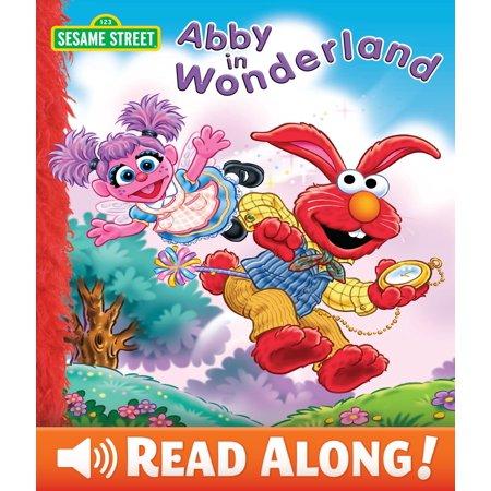 Abby in Wonderland (Sesame Street Series) - eBook