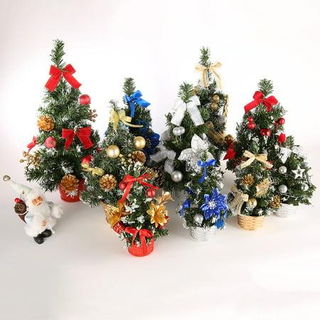 20/30/40cm Christmas Tree Ornament Christmas Home Table Decor Xmas Gifts ()