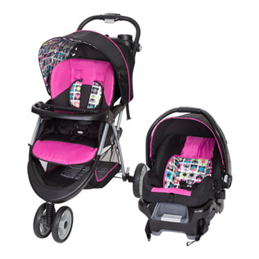 Baby Trend EZ- Ride 35 Travel System- Bloom by Baby Trend