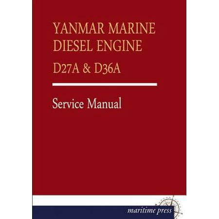 Yanmar Marine Diesel Engine D27a