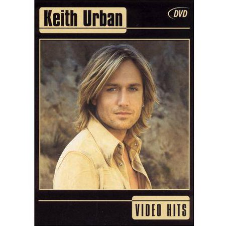 Keith Urban   Video Hits  Dvd