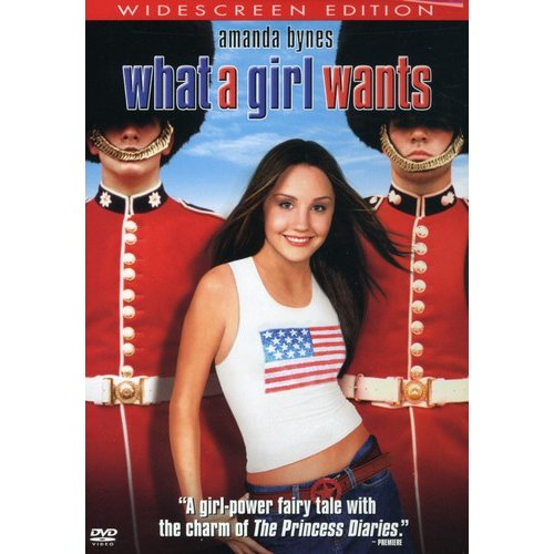 WHAT A GIRL WANTS [DVD] [WIDESCREEN]