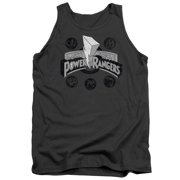 Power Rangers - Power Coins - Tank Top - Large