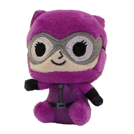 Funko Mystery Mini Plush - Batman Series 1 - CATWOMAN (3 - Baby Catwoman