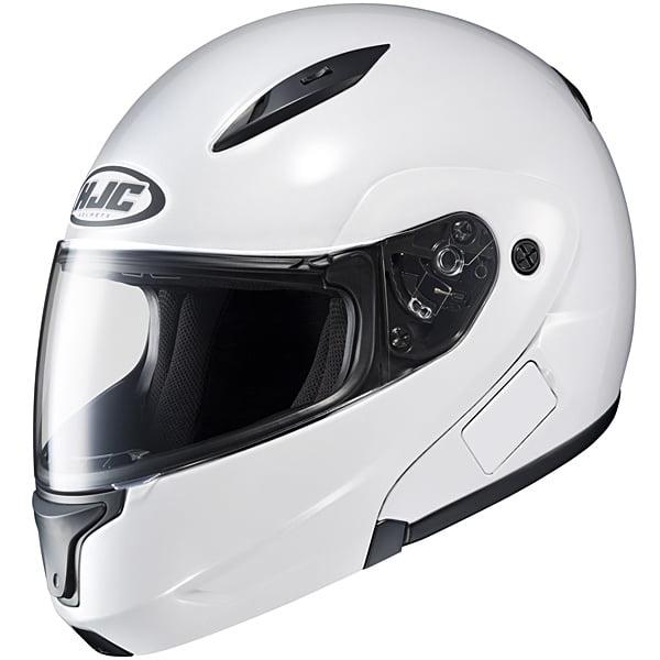 HJC CL-MAX 2 Modular Street Helmet White LG