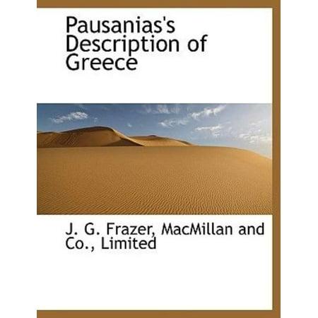 Pausanias's Description of Greece - image 1 of 1