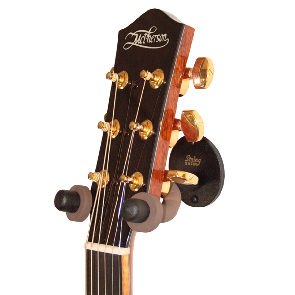 String Swing Stage Plate Guitar Hanger by String Swing
