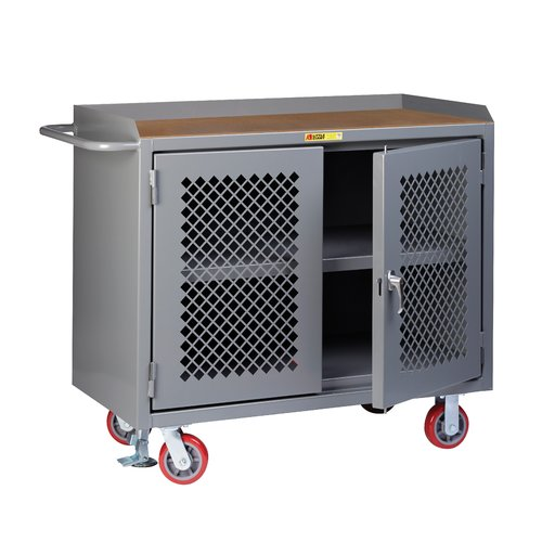 Little Giant USA Mobile Hardboard Top Workbench by Little Giant USA