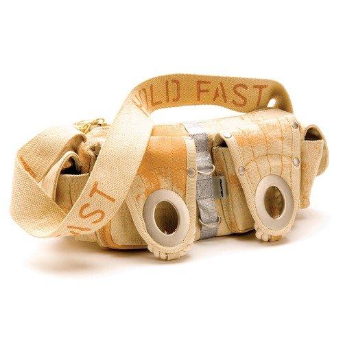 Ducti Sail Women's Hobo Bag in Gold