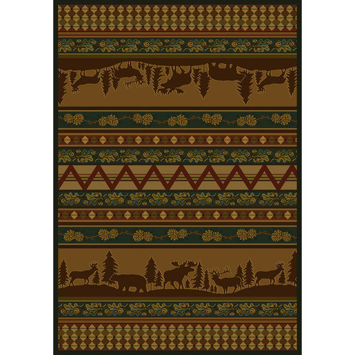 Marshfield Marshfield Pine Valley Novelty Area Rug