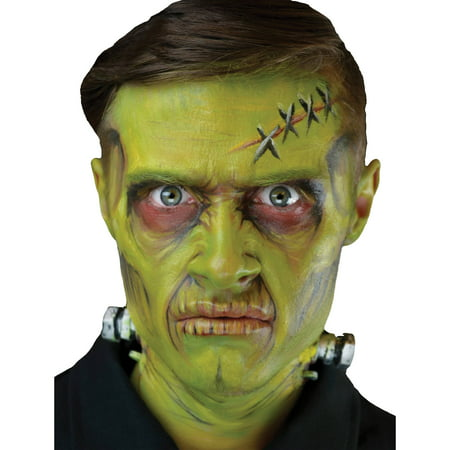Monster Complete 3D FX Makeup Adult Halloween Accessory - Halloween 3d Multiplayer