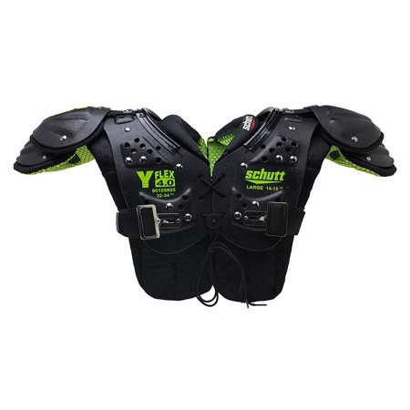 Schutt Youth Y Flex 4.0 Shoulder Pad All Sizes