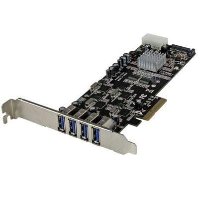 4 Pt 4 Channel Pcie USB 3 Card Channel 4 Viewing Card