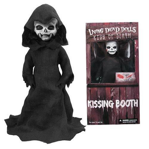 "Living Dead Dolls 10"" Doll Kiss Of Death"