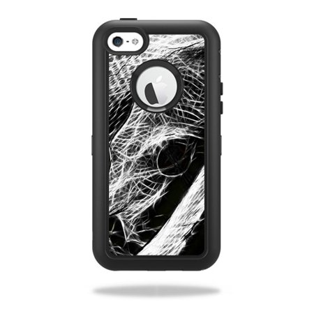 Mightyskins Protective Vinyl Skin Decal Cover for OtterBox Defender iPhone 5C Case wrap sticker skins Snake Bite