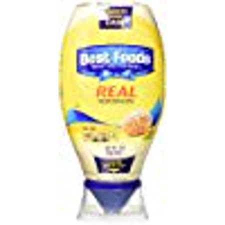 Best Foods Squeeze Real Mayonnaise, 20 oz , (Pack of