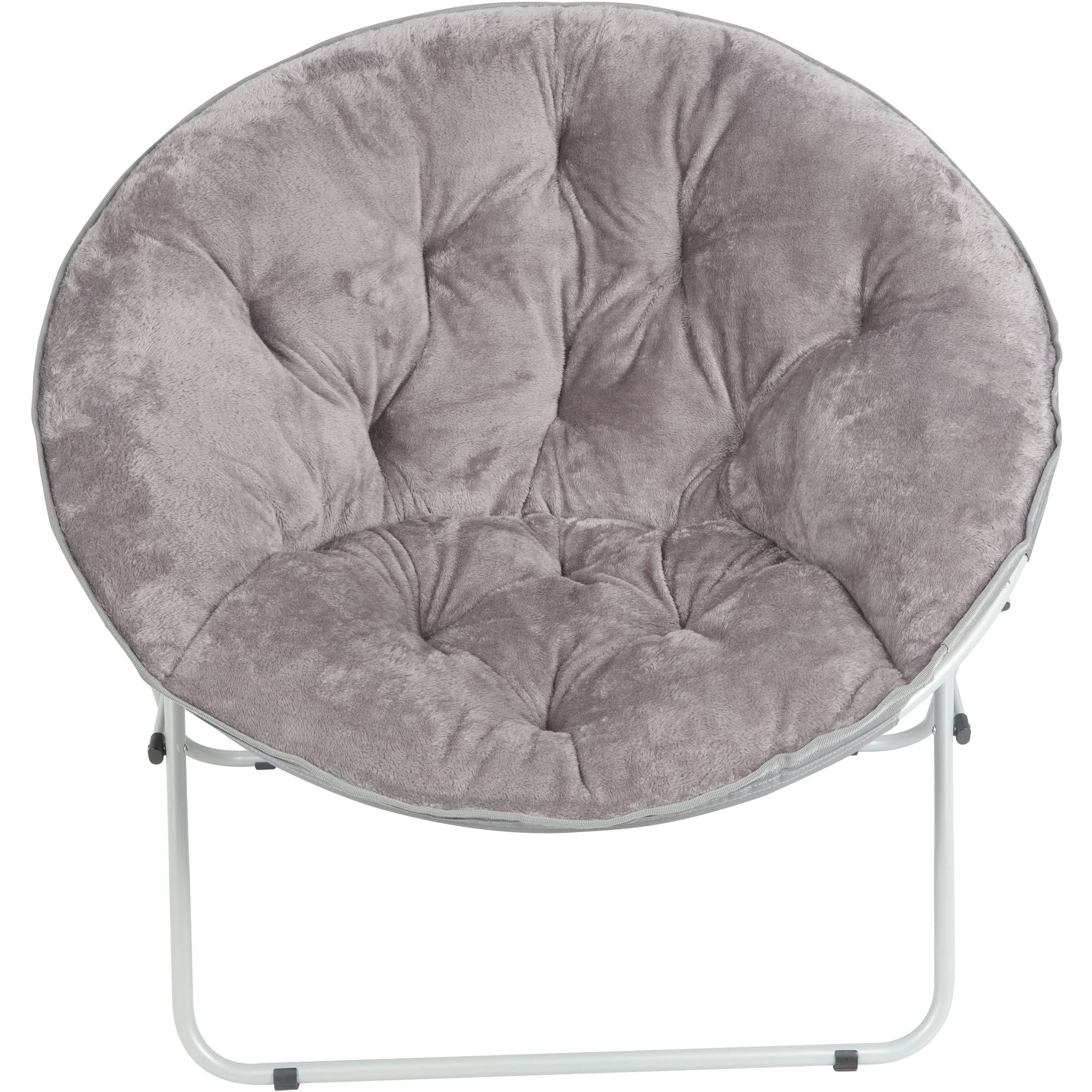 Mainstays Oversized Saucer Chair, Multiple Colors