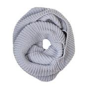 Simplicity Fashion Infinity Knit Scarf Loop Hood Lady Beautiful Scarf Pretty