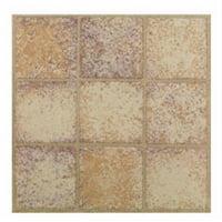 Product Image 30 Piece 12 X Sandstone Squares L Stick Vinyl Floor
