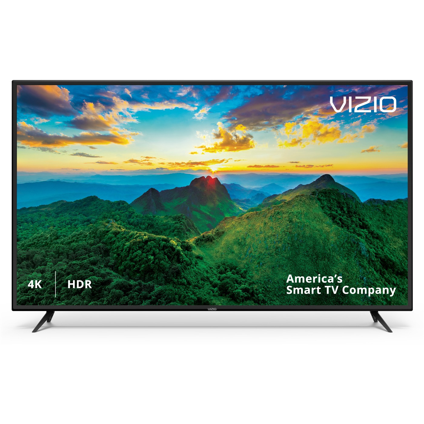 "Refurbished Vizio 65"" Class 4K (2160P) Smart LED TV (D65-F1)"