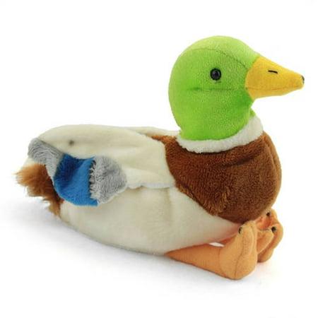 The Mallard Duck (Wildlife Artists Stuffed Mallard Duck Conservation Critter )