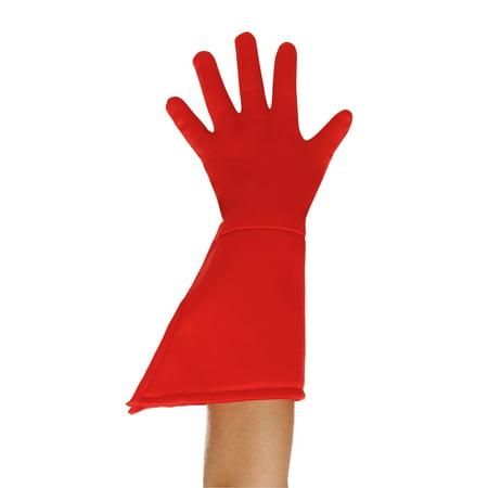 Child Red Superhero Gloves](Superhero Gloves)