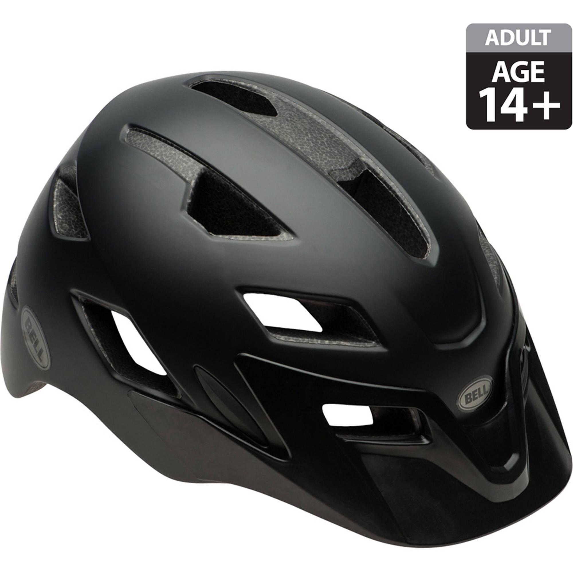 Bell Sports Terrain Adult Bike Helmet, Black