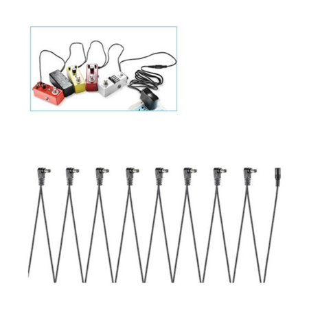 3/6/8 Ways Electrode Daisy Chain Harness Cable Copper Wire