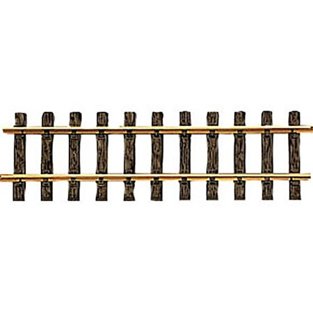 LGB G Scale Track System - Straight Track Section - 11-3/4in (30cm)