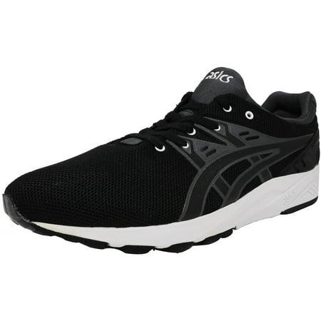 dced4fadc Asics Men s Gel-Kayano Trainer Evo Black   Ankle-High Fabric Running ...